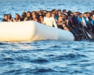 Tunus açıklarındaki göçmen teknesinde arıza: 17 ölü