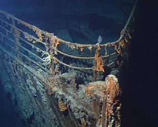 Titanik'e yapılan son deniz seferinden yeni görüntüler ortaya çıktı