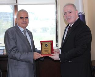 Van YYÜ Denizcilik Fakültesi Dekanlığı'na Prof. Dr. Fevzi Özgökçe atandı