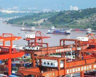Çin-Singapur ticaret koridoru 304 limana mal taşıyor