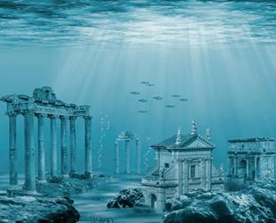 Mısır'ın Atlantisi'nde 2 bin 200 yıllık gemi enkazı bulundu