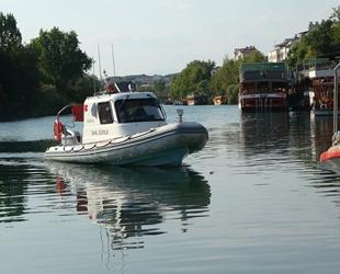 Manavgat Irmağı'na kanalizasyon suyu karıştı