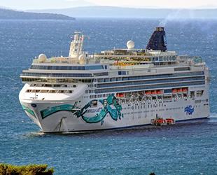 Norwegian Jade yolcu gemisinin Türk karasularına girme nedeni belli oldu