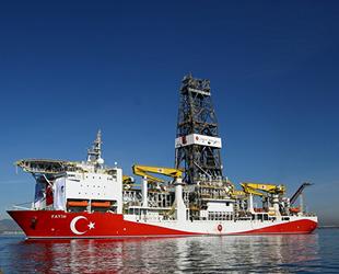 Fatih Sondaj Gemisi, yeni tespit kuyusu Türkali-4'te sondaja başladı