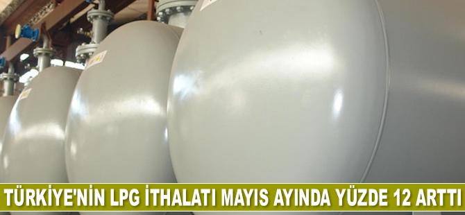 Türkiye'nin LPG ithalatı yüzde 12 arttı