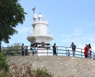 Gerze Deniz Feneri, 78 yıldır gemilere rehberlik ediyor