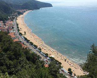 İnkumu Plajı'nda boğulma vakası yaşanmadı