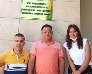 Türkiye'de sualtı haritacılığında çalışacak ilk merkez Mersin'de kuruldu