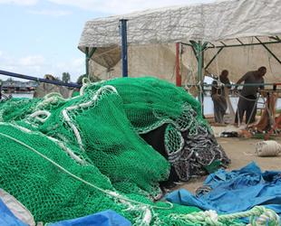 Rizeli balıkçılar, av yasaklarının kalkacağı günü bekliyor