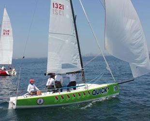 Sportsboat Trofesi 4. Ayak Yarışları'nda şampiyon HSSK Yelken Takımı oldu