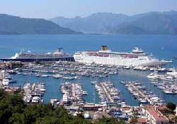 Marmaris Limanı genişliyor...