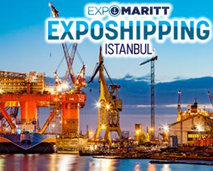 Exposhipping Expomaritt İstanbul'un tarihi belli oldu
