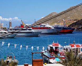 Türk yatlarına Yunan adaları yasağı kalktı