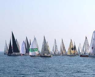 TAYK-Eker Olympos Regatta Yelken Yarışı, deniz üstünde 4 mevsimi yaşatacak