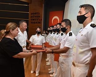 Sahil Güvenlik Okul Komutanlığı'nda İHA eğitimi verildi