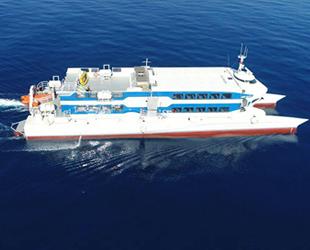 Hatay Deniz Otobüsü Projesi'ne işletme izni çıktı