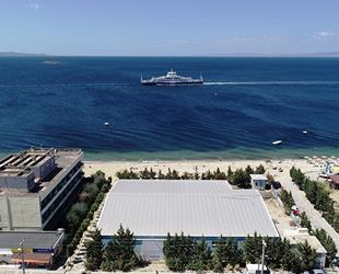 Avşa Adası'nda deniz suyu içme suyuna dönüştürüldü