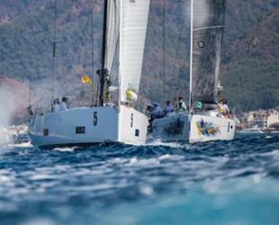 HDI Loryma Cup Yelkenli Yat Yarışları, Marmaris'te başladı