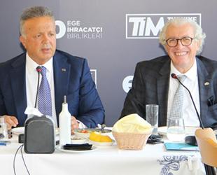 TİM ve EİB, ihracatçıların sorunlarını masaya yatırdı