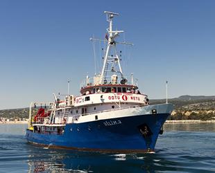 'Bilim-2' Gemisi, Marmara'daki araştırmalarına Ağustos'ta devam edecek