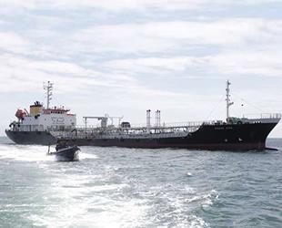Endonezya, Zodiac Star isimli petrol tankerine el koydu
