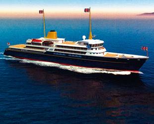 İngiltere, dünyanın en çevreci gemisini inşa ettirecek
