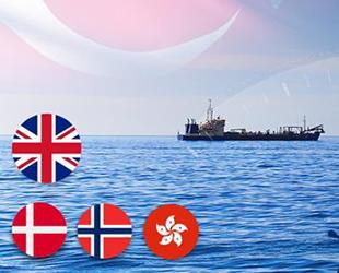 Türkiye ile İngiltere, gemi adamı denklik anlaşması imzaladı
