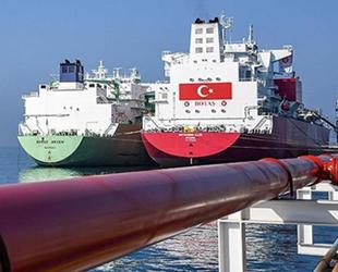 Türkiye, LNG ikmal merkezi olacak