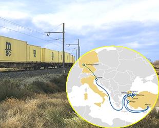 MSC, Türkiye ve Almanya'yı bağlayan intermodal servis ağını genişletiyor
