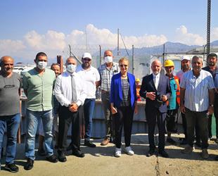 Resmiye Canaltay: Girne Limanı ve bölgesinin çehresi değişecek