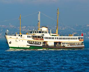 İstanbul'da vapur seferleri, yarın 2 saat yapılamayacak