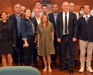 Gemi Brokerleri Derneği Başkanı Semih Dinçel, güven tazeledi