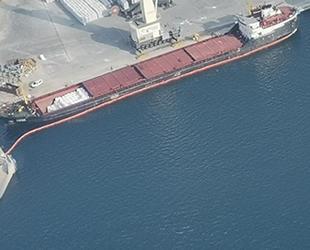 İzmit Körfezi'ni kirleten PORADA gemisine 1 milyon lira para cezası kesildi