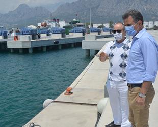 Antalya, 120 milyon liralık yat yatırımıyla yabancıların gözdesi oldu