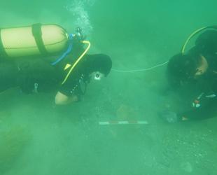 Antik Kerpe Limanı'nda sualtı kazıları başladı
