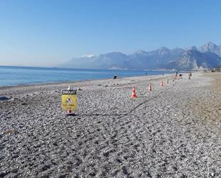 Antalya'da kıyı temizliği gerçekleştirilecek