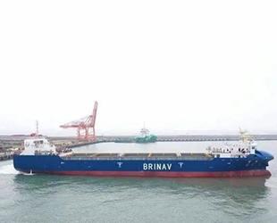 Çin'in ilk otonom konteyner gemisi hizmete giriyor