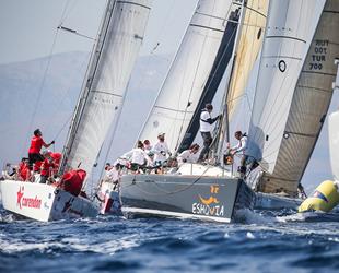 Arkas Aegean Link Regatta'nın 2021 Şampiyonu Comet A oldu