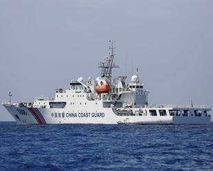 Çin Sahil Güvenlik gemileri, Japonya karasularına girdi