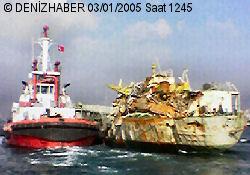 Yakıt-1 Tankeri KEGKİ'nin Başarısı