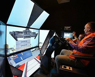 İSTE-TÜRKLİM Vinç Simülatör Merkezi açılıyor