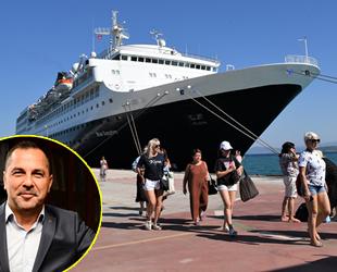Türkiye'ye 2022 yılında daha fazla yolcu gemisi gelecek