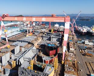 Japonya'ya verilen gemi siparişleri Ağustos ayında arttı