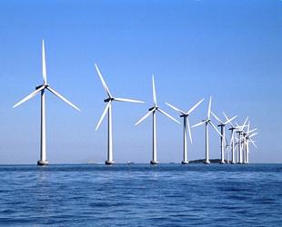 Çin'in yeni offshore rüzgar çiftliği, elektrik üretmeye başladı