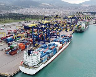 Tosyalı İskenderun Limanı'na ikinci iskele yapılacak