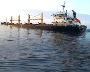 Bozcaada açıklarında Levantes isimli gemi ile çatışan Clipper Como, kurtarıldı