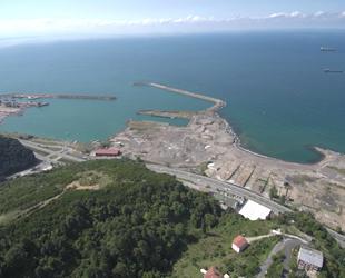 Zonguldak'ta tersane alanı satışa çıktı