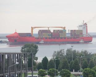 Samsun'da yılın ilk 8 ayında ihracat yüzde 84 arttı
