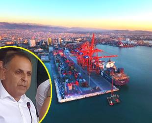 TMMOB'den Mersin Limanı'nın genişletilmesi planına tepki: Bu ihanete dur denilmesi birinci görevimiz