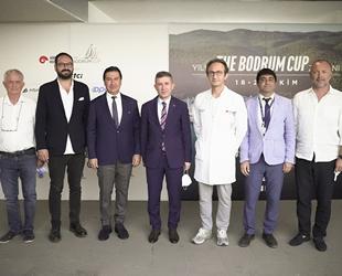 American Hospital The Bodrum Cup için geri sayım başladı